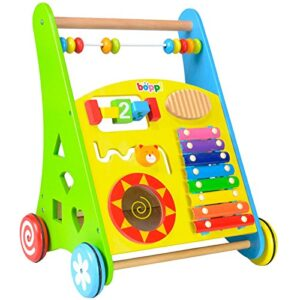 Boppi Wooden best baby walkers