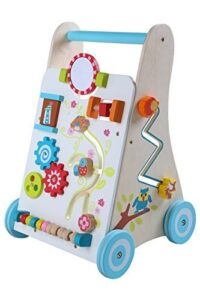 Educational ride Best Wooden Baby Walkers