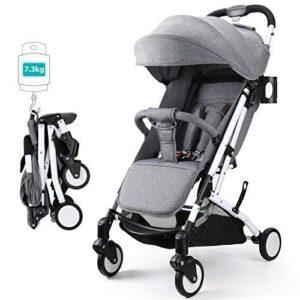 Fascol Portable Stroller foldable lightweight stroller