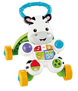 Fisher-Price Zebra Toy best rated walkers for babies