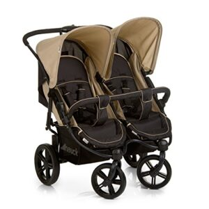 Hauck Roadster Duo SLX best strollers for twins