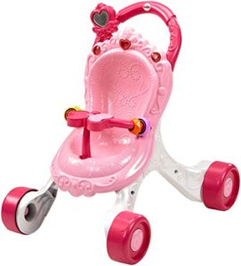 Princesses of Fisher-Price fisher price baby walker stroller