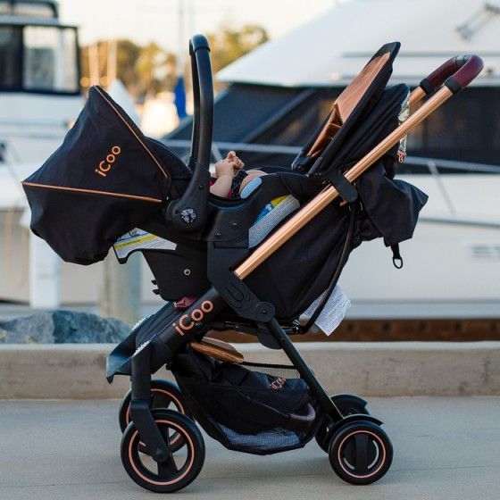 Best Icoo strollers