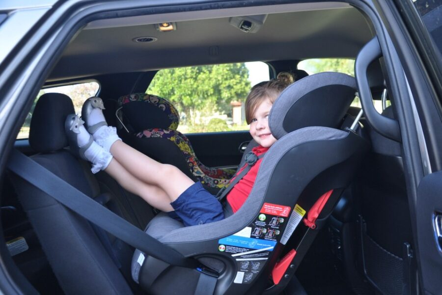 Best Rear Facing Car Seats
