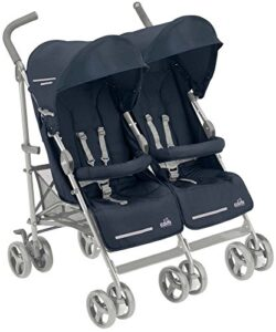Double Stroller TWIN CAM