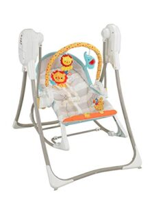 Fisher-Price three-in-one swing and hammock