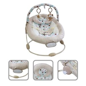 Todesco Bouncer best rocking chairs for babies with crib